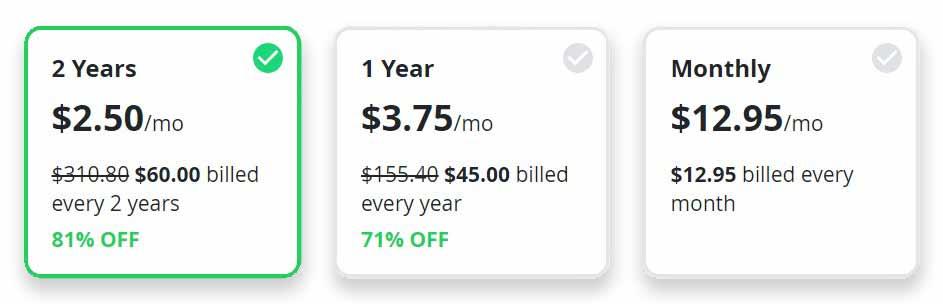 vyprvpn pricing